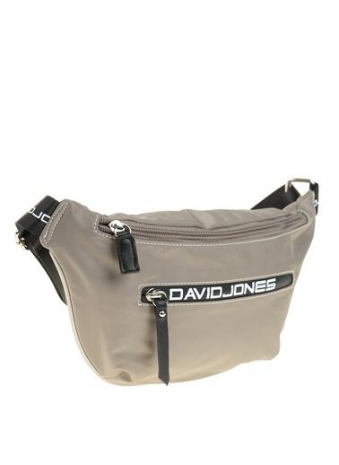 David Jones Bel Çantası Gri